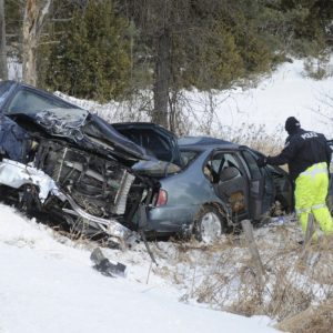 One Dead and two in Critical Condition due to Accident near Orangeville