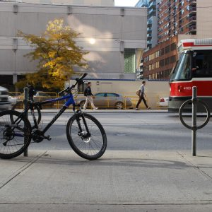 Driver To Torontonian Bystander: 'Looks Like Another Dead Cyclist'